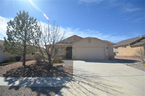 Photo of 8132 Pony Hills Place NW, Albuquerque, NM 87114 (MLS # 965525)