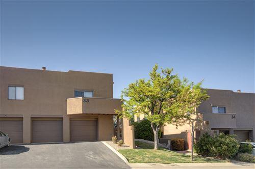 Photo of 2900 VISTA DEL REY NE #33C, Albuquerque, NM 87112 (MLS # 991527)