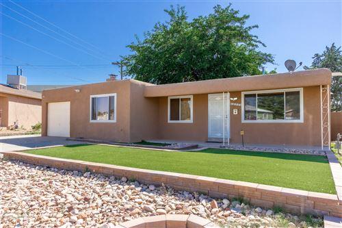 Photo of 9738 MORROW Avenue NE, Albuquerque, NM 87112 (MLS # 976531)