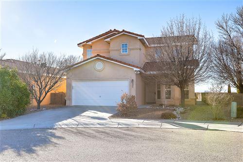 Photo of 9223 SILVERWOOD Drive NE, Albuquerque, NM 87113 (MLS # 983531)