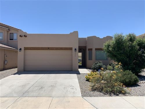 Photo of 9216 Cinder Place NW, Albuquerque, NM 87120 (MLS # 971532)