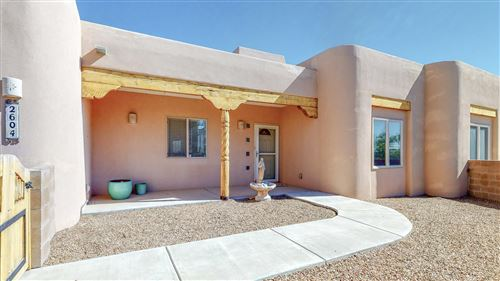 Photo of 2604 CAMPECHE Road NE, Rio Rancho, NM 87144 (MLS # 979532)