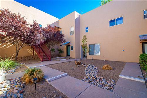 Photo of 1101 DR MARTIN LUTHER KING JR Avenue NE #6, Albuquerque, NM 87106 (MLS # 978537)