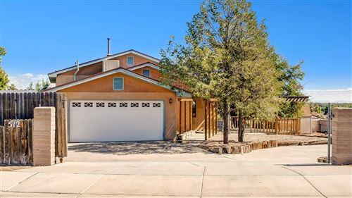 Photo of 512 Socorro Drive SW, Los Lunas, NM 87031 (MLS # 1001538)