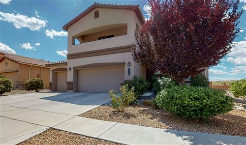 Photo of 7115 METE SOL Drive NW, Albuquerque, NM 87120 (MLS # 973538)