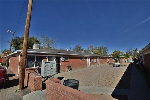 Photo of 3417 Thaxton Avenue SE, Albuquerque, NM 87106 (MLS # 980538)