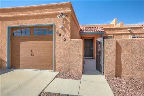 Photo of 6615 ASTAIR Avenue NW, Albuquerque, NM 87120 (MLS # 991538)