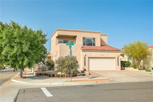 Photo of 7201 CAPITAN Avenue NE, Albuquerque, NM 87109 (MLS # 982540)