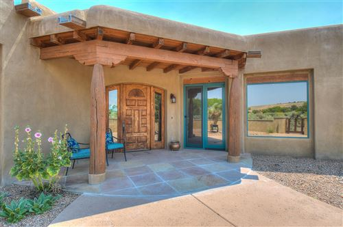 Photo of 126 DE SILVA Trail, Corrales, NM 87048 (MLS # 983541)