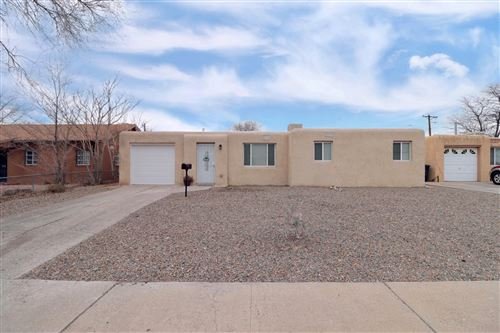 Photo of 3313 VALENCIA Drive NE, Albuquerque, NM 87110 (MLS # 960542)