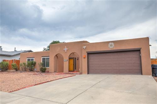 Photo of 8120 Loma Del Norte Drive NE, Albuquerque, NM 87109 (MLS # 994543)