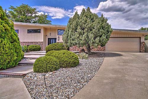 Photo of 4708 WESTRIDGE Place NE, Albuquerque, NM 87111 (MLS # 971544)