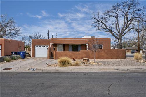 Photo of 937 QUINCY Street NE, Albuquerque, NM 87110 (MLS # 988544)