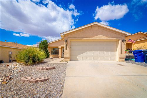 Photo of 10535 MONTE ROSSO Place NW, Albuquerque, NM 87114 (MLS # 965546)