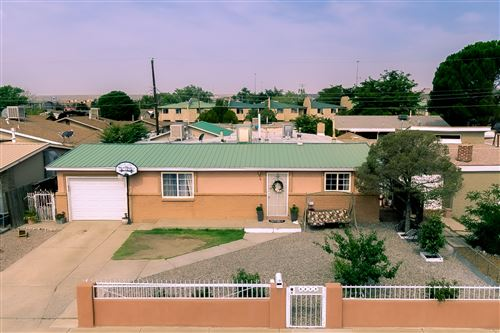 Photo of 1704 54TH Street NW, Albuquerque, NM 87105 (MLS # 997546)