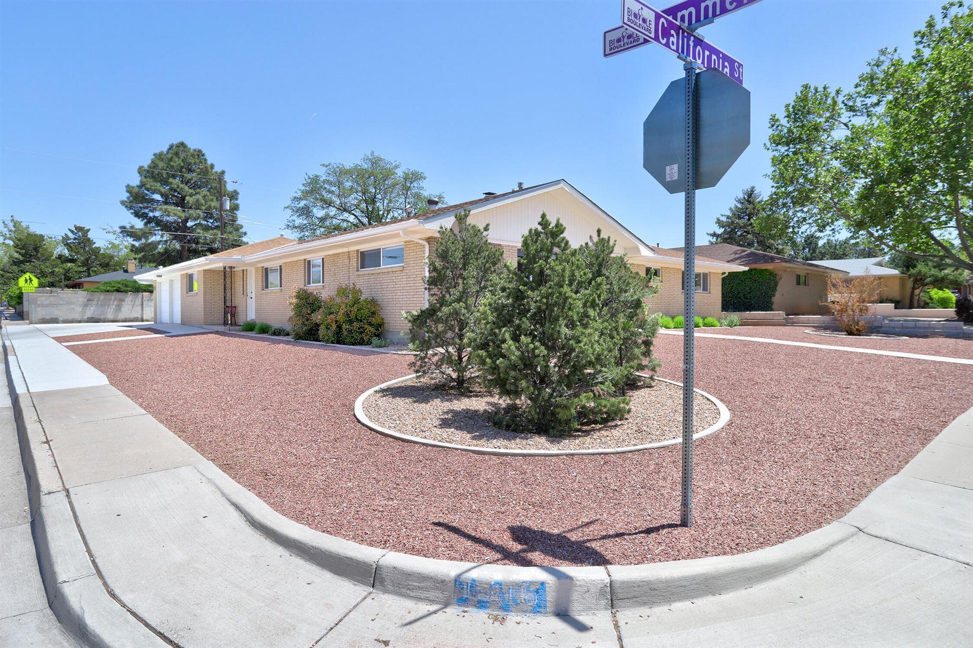Photo of 1516 CALIFORNIA Street NE, Albuquerque, NM 87110 (MLS # 991547)