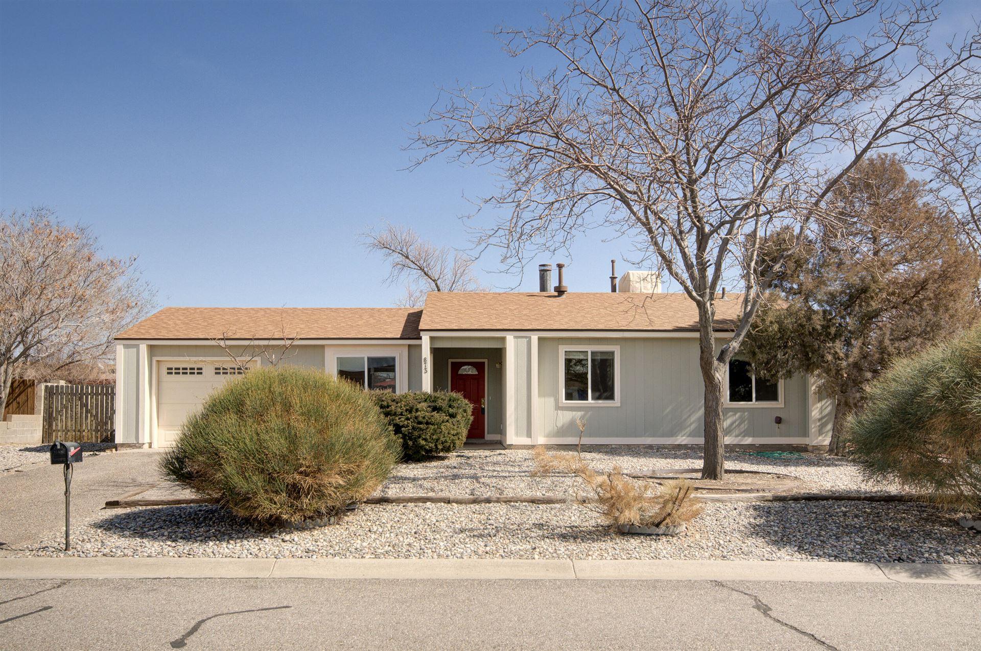 Photo of 873 MADEIRA Drive SE, Rio Rancho, NM 87124 (MLS # 986548)