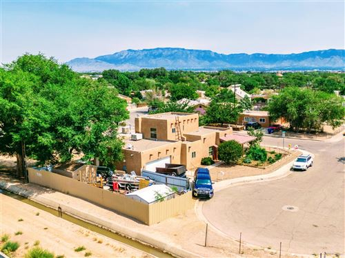 Photo of 2831 SAN MARCIAL Street NW, Albuquerque, NM 87104 (MLS # 976550)
