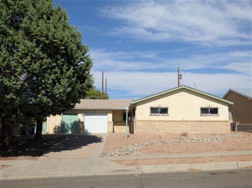 Photo of 12709 TURQUOISE Avenue NE, Albuquerque, NM 87123 (MLS # 981550)