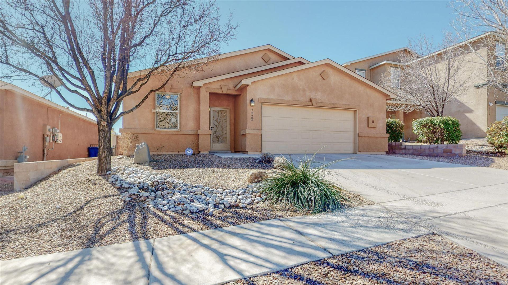 9222 RIVERBEND Avenue SW, Albuquerque, NM 87121 - MLS#: 986550