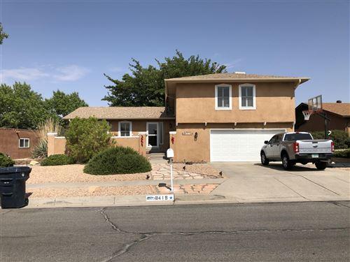 Photo of 8419 PLYMOUTH ROCK Road NE, Albuquerque, NM 87109 (MLS # 977553)