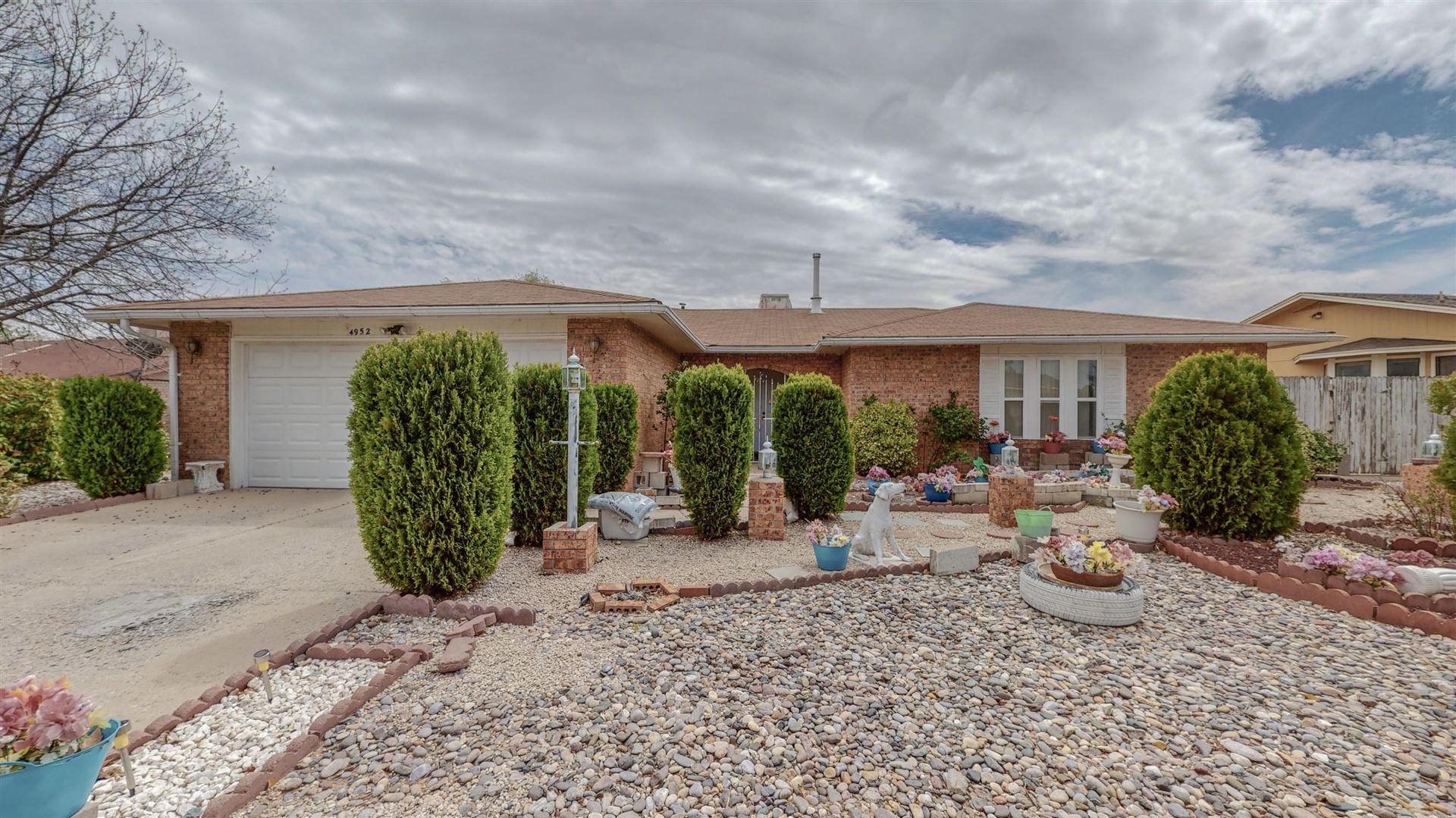 Photo of 4952 CHROMIUM Drive NE, Rio Rancho, NM 87124 (MLS # 989553)