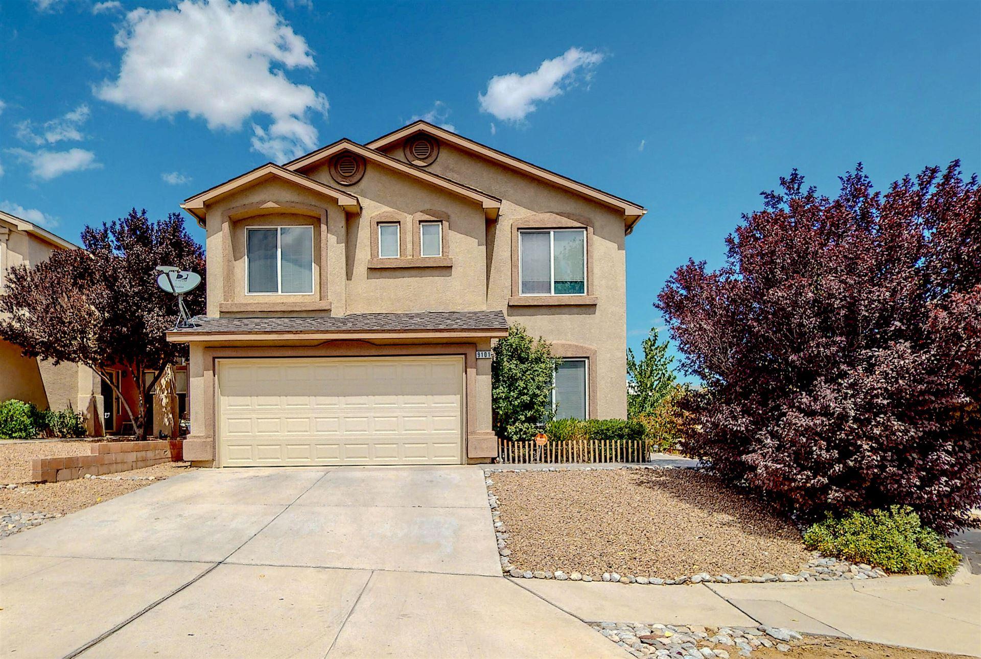 9101 LOWER MEADOW Trail SW, Albuquerque, NM 87121 - #: 999555