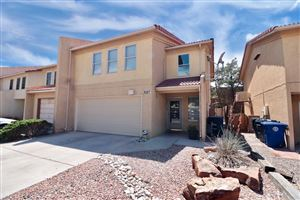 Photo of 3027 Bright Star Drive NW, Albuquerque, NM 87120 (MLS # 949556)