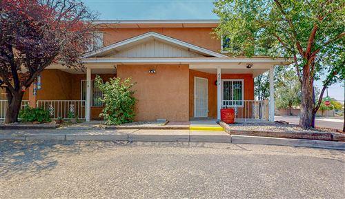 Photo of 8201 TRUMBULL Avenue SE #A, Albuquerque, NM 87108 (MLS # 970557)