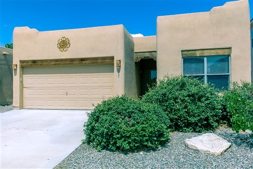 Photo of 9223 Ashfall Place NW, Albuquerque, NM 87120 (MLS # 997557)