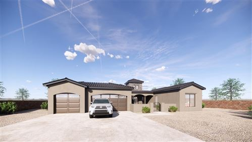 Photo of 6527 PATO Road NW, Albuquerque, NM 87120 (MLS # 968558)