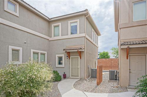 Photo of 11020 FORT POINT Lane NE #C, Albuquerque, NM 87123 (MLS # 997558)