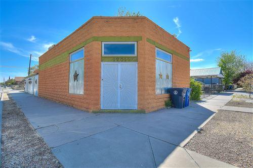 Photo of 1201 3rd Street SW Street SW, Albuquerque, NM 87102 (MLS # 975559)