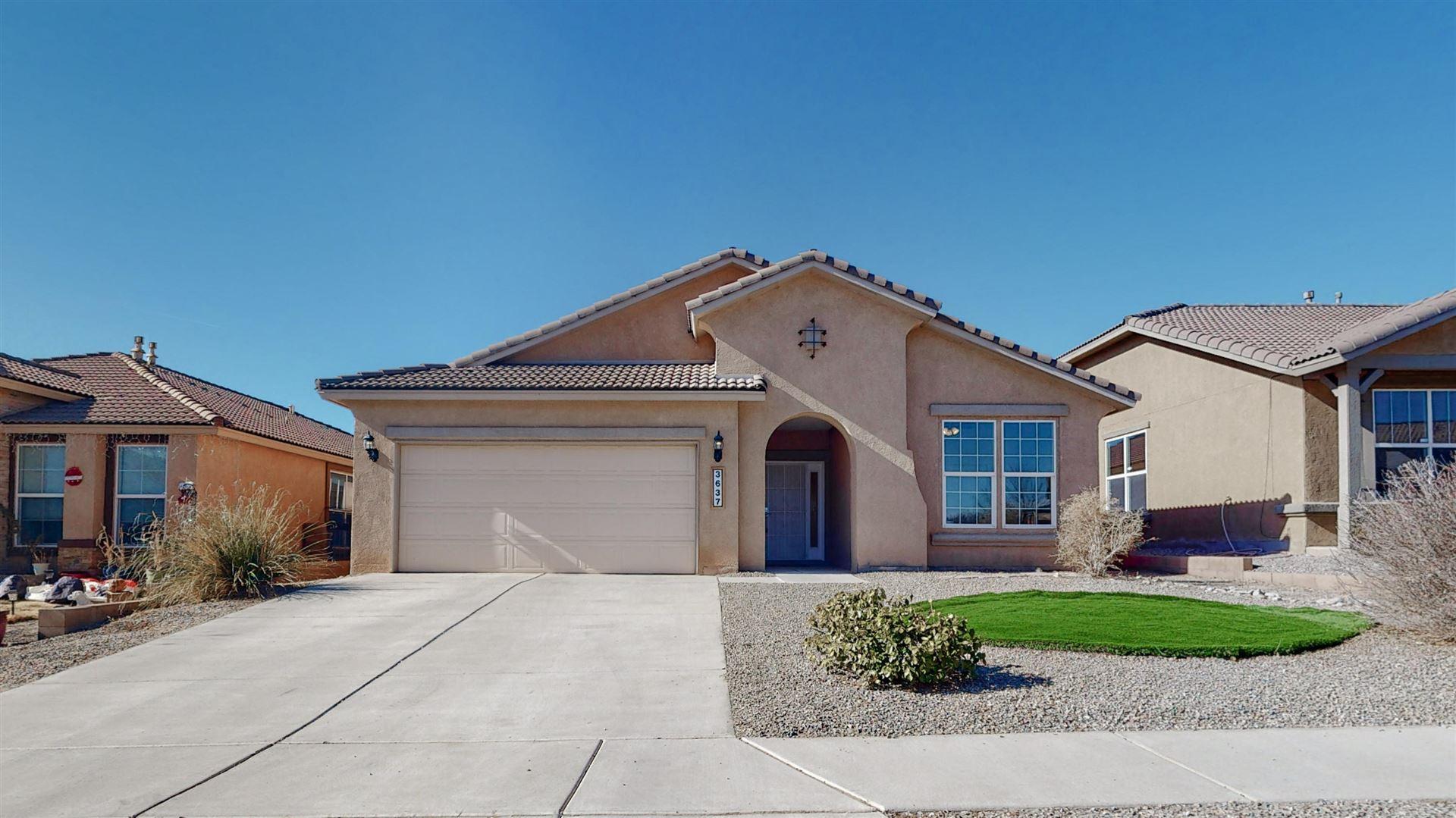 3637 North Pole Loop NE, Rio Rancho, NM 87144 - MLS#: 983561