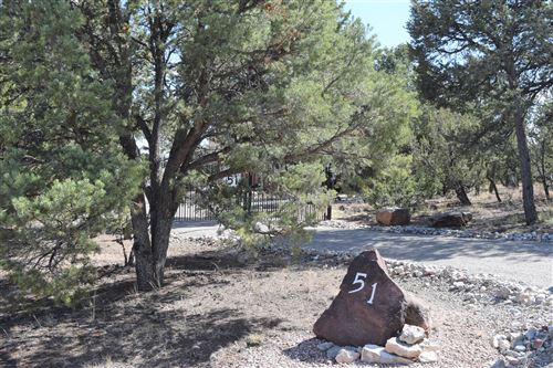 Photo of 51 SANDIA MOUNTAIN RANCH Drive, Tijeras, NM 87059 (MLS # 965563)