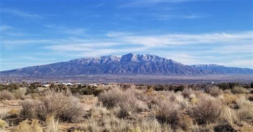 Photo of 6123 Magnet Road NE, Rio Rancho, NM 87144 (MLS # 981563)