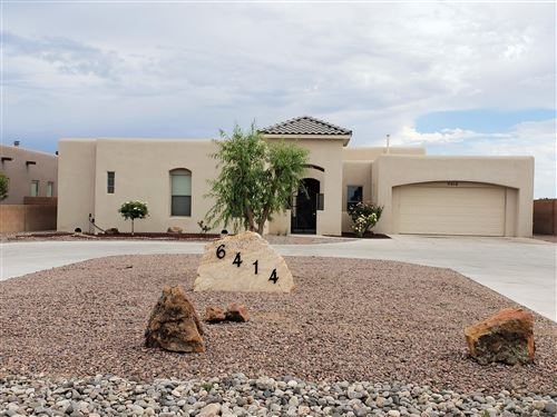 Photo of 6414 OERSTED Road NE, Rio Rancho, NM 87144 (MLS # 971566)