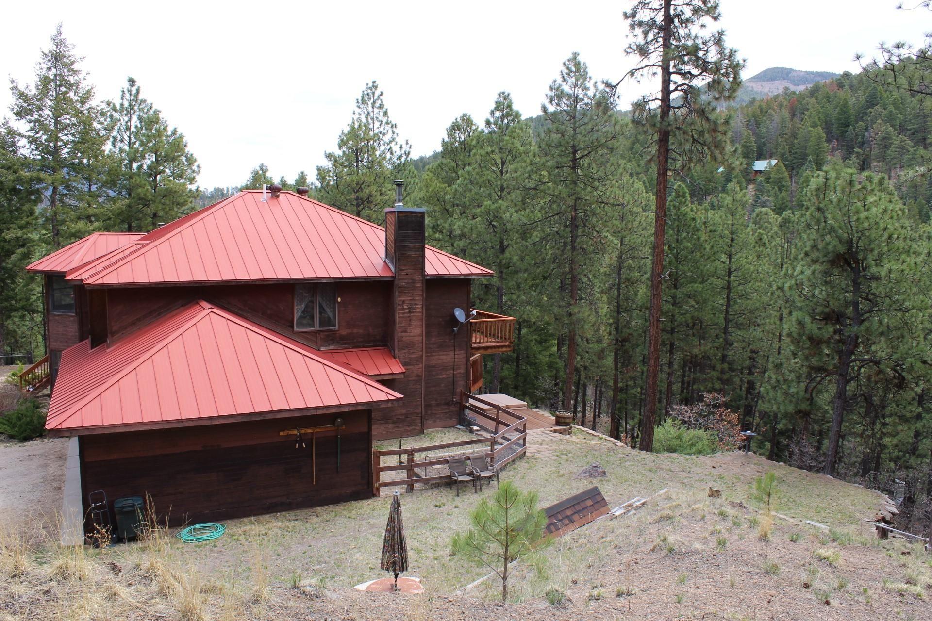 Photo of 170 Aspen Grove, Jemez Springs, NM 87025 (MLS # 991567)