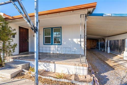 Photo of 2101 Eton Avenue SE, Albuquerque, NM 87106 (MLS # 981569)