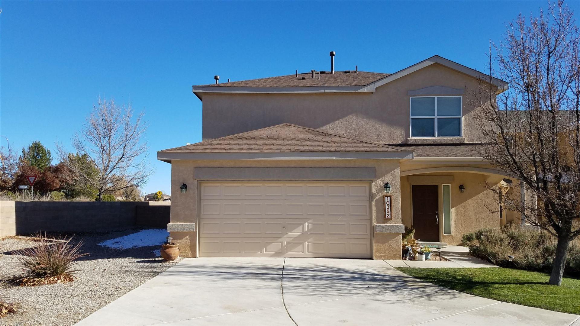 10352 MOGOLLON Drive NW, Albuquerque, NM 87114 - MLS#: 983569