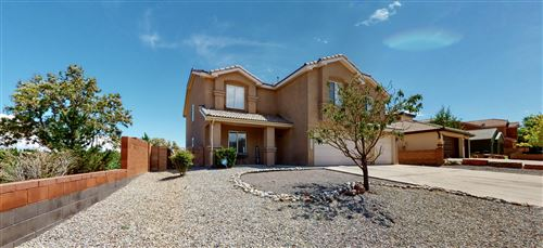 Photo of 9600 SUNDORO Place NW, Albuquerque, NM 87120 (MLS # 969570)