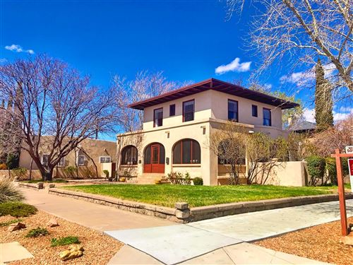 Photo of 1101 MARQUETTE Avenue NW, Albuquerque, NM 87102 (MLS # 964572)