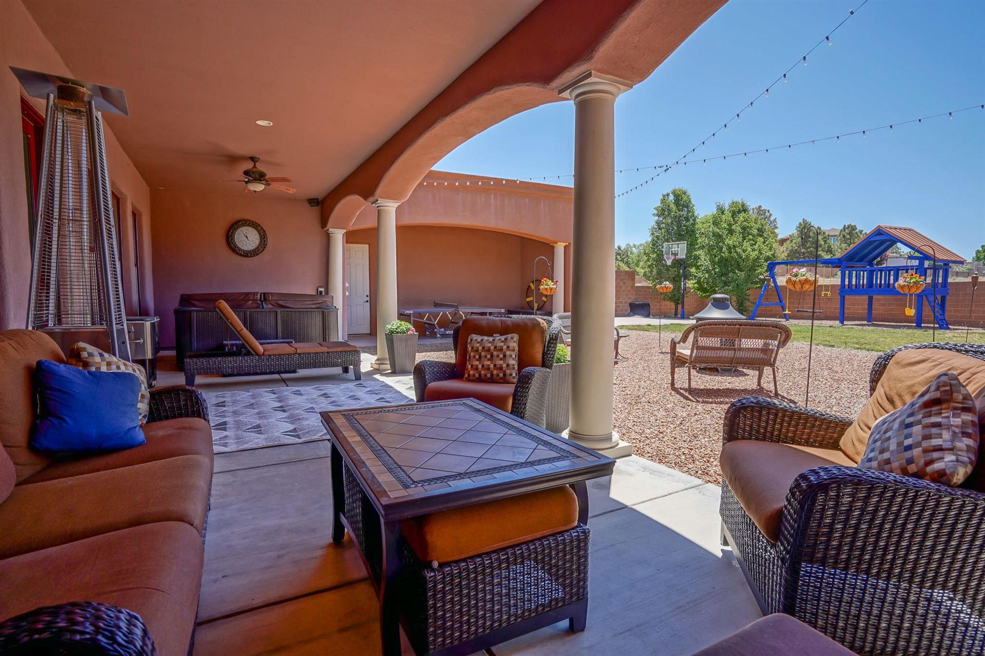 Photo of 8120 BEVERLY HILLS Avenue NE, Albuquerque, NM 87122 (MLS # 968572)