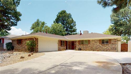 Photo of 8810 PRINCESS JEANNE Avenue NE, Albuquerque, NM 87112 (MLS # 970573)