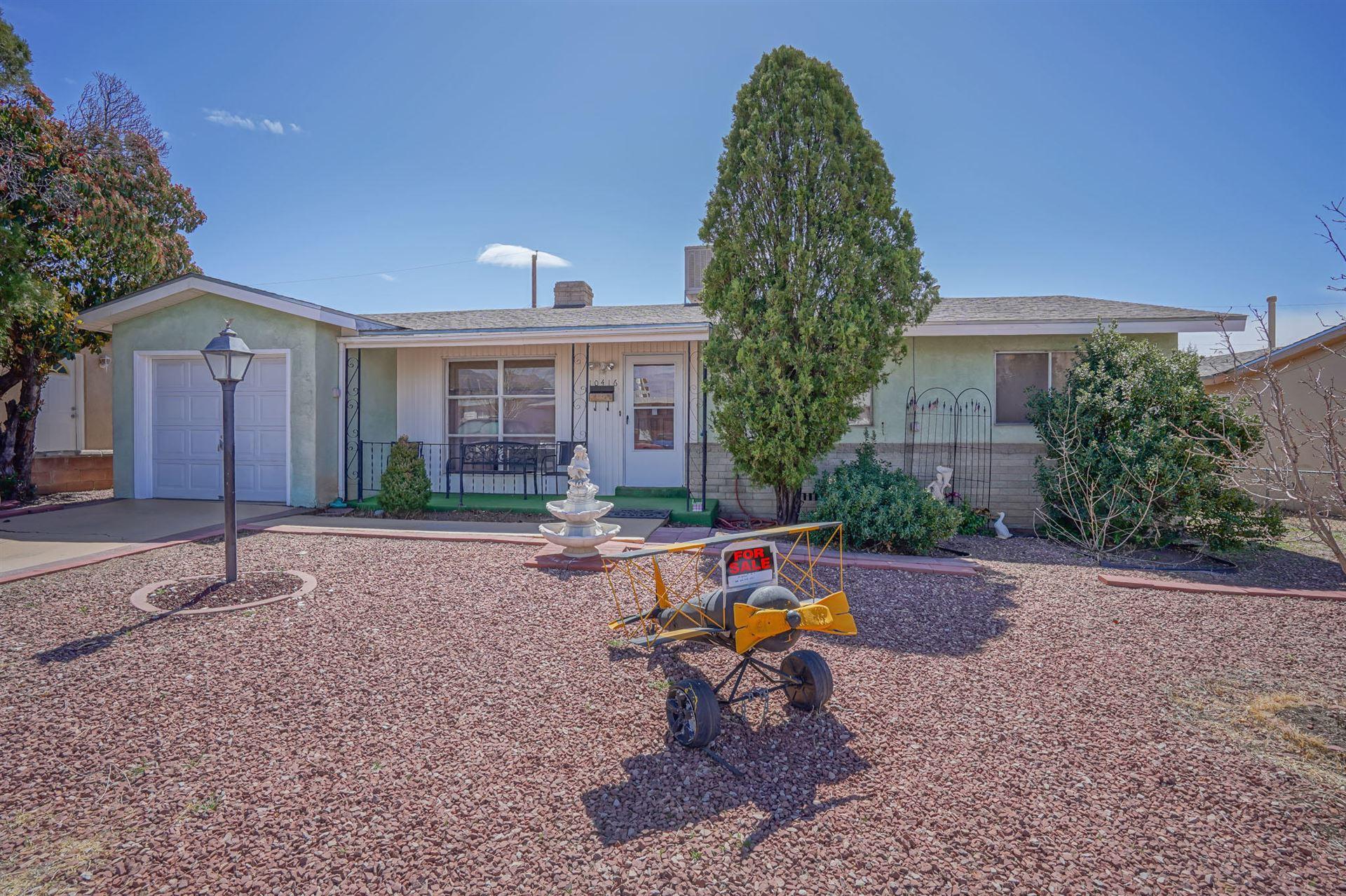 10416 ASPEN Avenue NE, Albuquerque, NM 87112 - MLS#: 988574