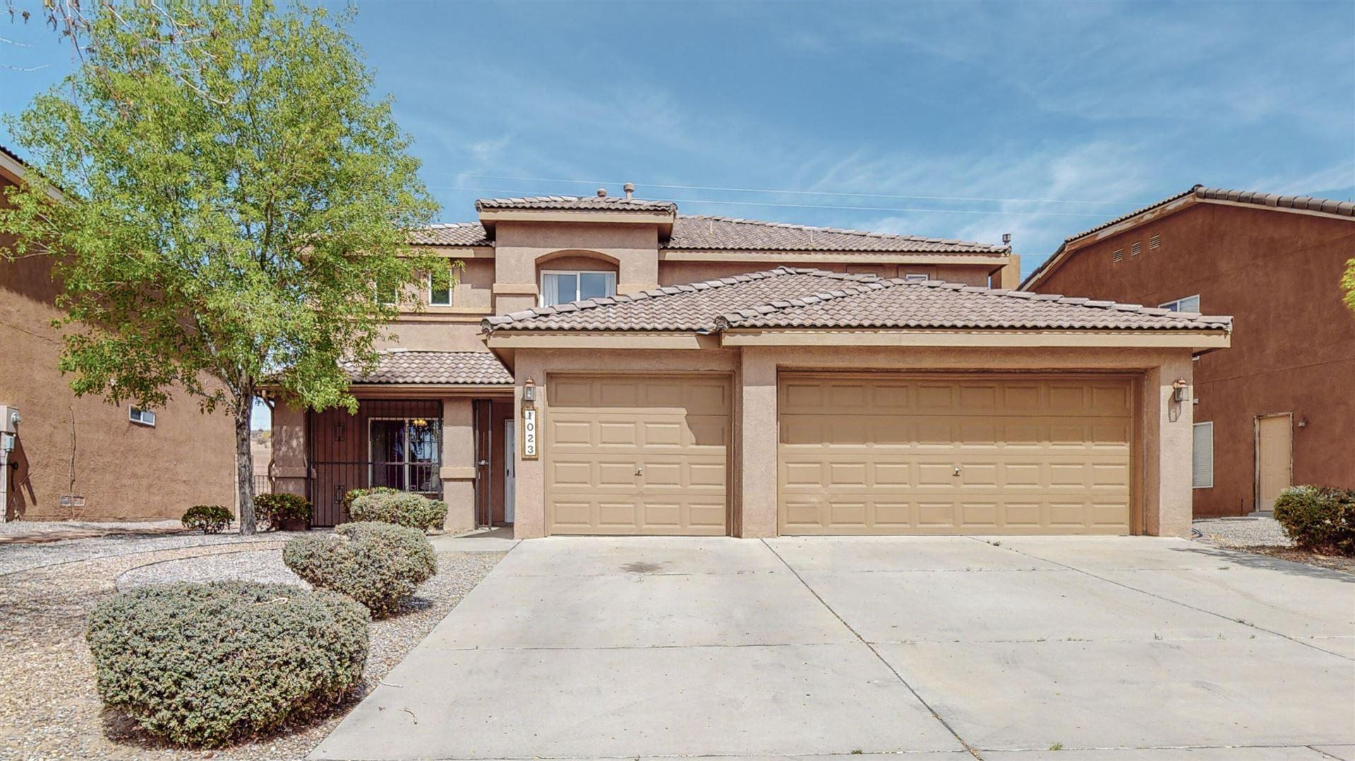 1023 PINATUBO Place NW, Albuquerque, NM 87120 - MLS#: 990574