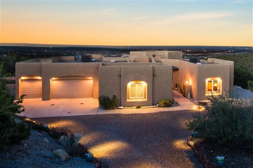 Photo of 43 RANCHO VERDE Road, Tijeras, NM 87059 (MLS # 974575)