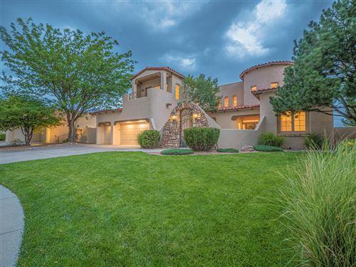 Photo of 12012 Summer Wind Place NE, Albuquerque, NM 87122 (MLS # 995575)