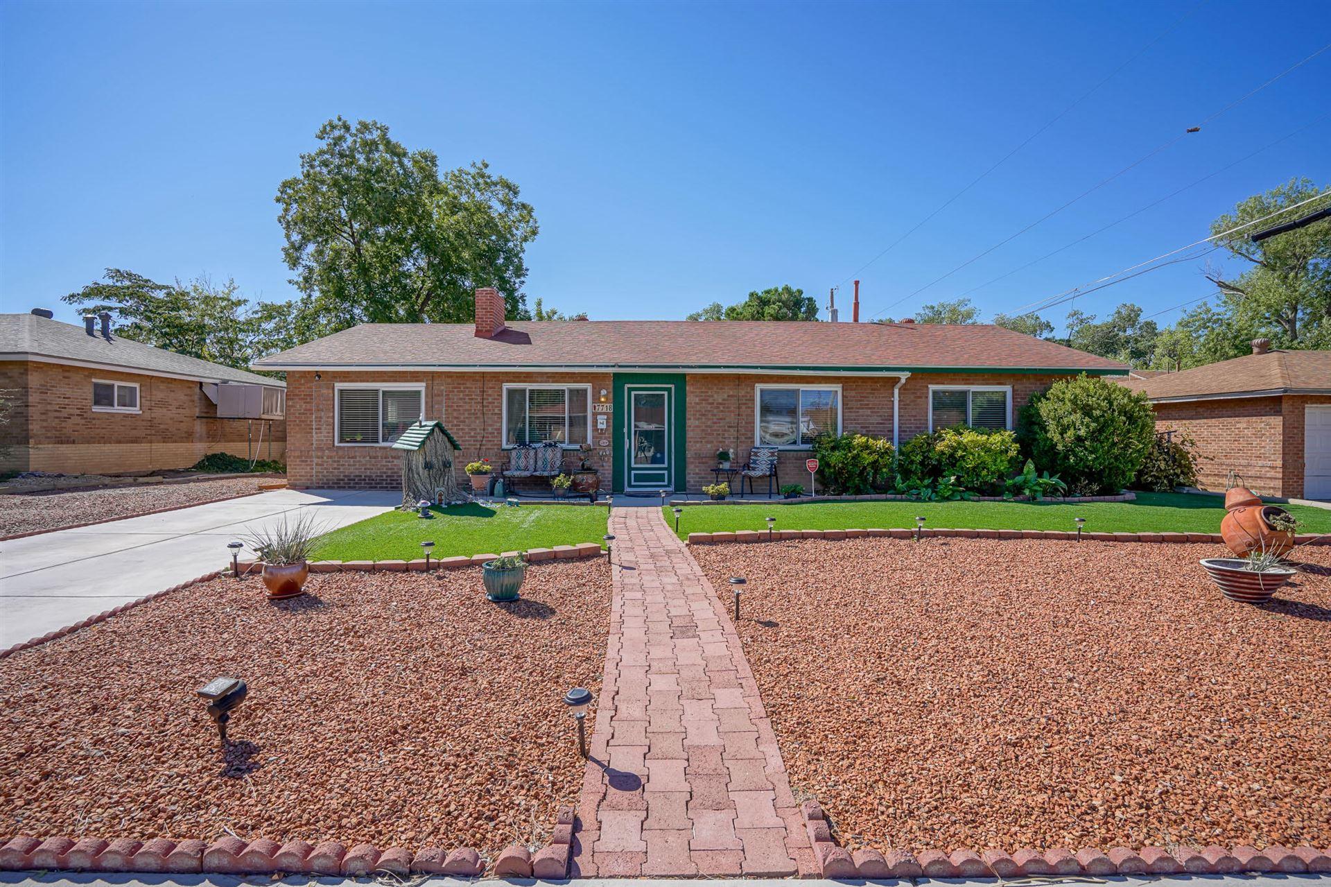 7718 EUCLID Avenue NE, Albuquerque, NM 87110 - #: 1001575