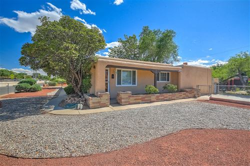 Photo of 8410 Haines Avenue NE, Albuquerque, NM 87110 (MLS # 960577)